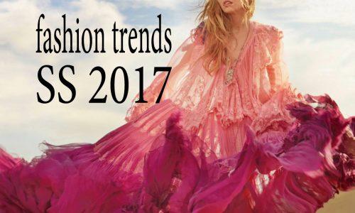 ТОП 30 модных тенденций 2017 весна-лето