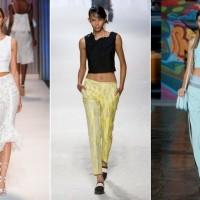 Модные топы весна-лето 2014