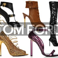 Обувь Tom Ford весна-лето 2014