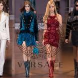 Versace осень зима 2014-2015